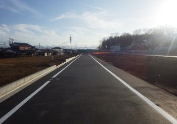 日野市川辺堀之内土地区画整理事業平成30年度街路築造工事(その2)