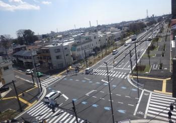 街路築造工事及び電線共同溝(30北南-三鷹3・2・6)